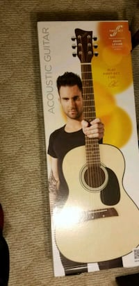 First Act Acoustic Guitar Adam Levine Designer  Falls Church, 22041