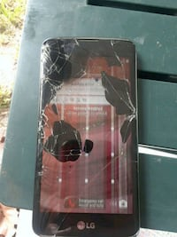 LG good condition except for the crack  Orlando, 32808
