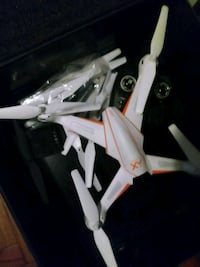 white and gray quadcopter drone Mobile, 36693