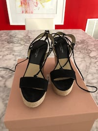 Michael Kors Wedge Sandals - Size 6.5 -$40 ROCKVILLE