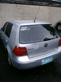 2002 Volkswagen Golf Bridgeport
