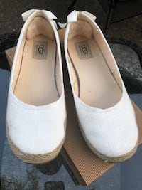 UGG casual shoes, size 7.5 Burnaby, V5H