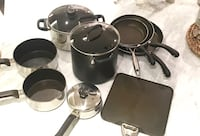 Pots and Pans - Full Set, Lids included New York, 10003