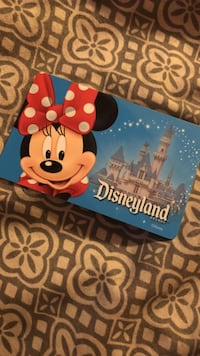 Disneyland Pass for 2 days Park Hopper for Southern California Residents  Anaheim, 92801