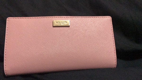 7c6b8cb7c4ca Used Authentic Kate Spade Wallet for sale in San Jose - letgo