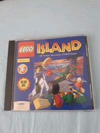 Lego island 1997 (Very good condition) Mississauga, L4X 1V8