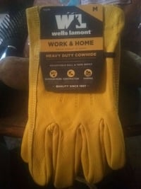 leather gloves and Albany, 97321