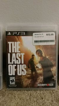 The Last of Us PS3 Omaha, 68106