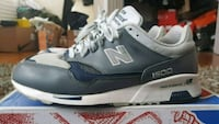 pair of gray-and-white New Balance sneakers Lanham, 20706