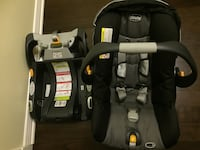 Chicco baby carseat almost new. Montréal, H3C