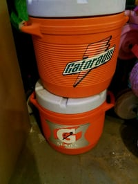 Gatorade coolers Oak Forest, 60452