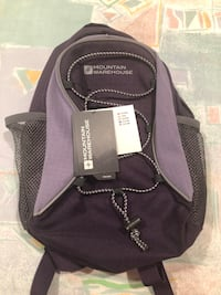 Mini Purple Daypack by Mountain Warehouse North Vancouver, V7J