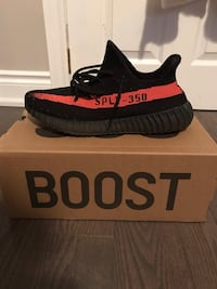 Yeezy 350 Core Red V2 Mississauga, L4Y 3E8