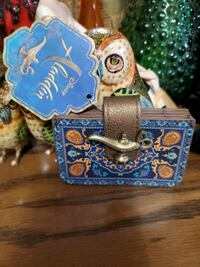 Aladdin accordion wallet