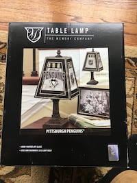 Brand New Penguins Table Lamp Camp Hill, 17011