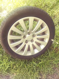 Four 18inch tires Buick regal rims  Safety Harbor, 34695
