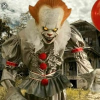 PENNYWISE IT ANIMATRONIC HALLOWEEN PROP Barrie, L4N 8S5