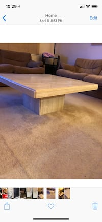 Coffee table and end table Montréal, H4V 1K4