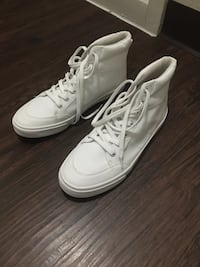 Girls white sneakers Lincoln, 95648