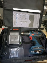 Brand new Bosche drill and chager. NO BATTERY Mississauga, L5B 2C9