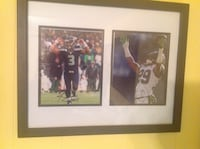 Russell Wilson and earl thomas autograph Portland, 97206