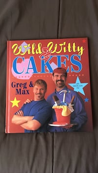 Wild & Witty Cakes - Cake decorating book