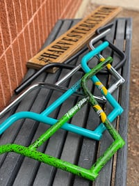BRAND NEW Fiction Monkey 4pc BMX Bars starting at $70