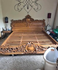 Italian king bed Santa Clarita, 91355