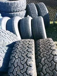 TIRES!! AT LOW COST!! Starting @ $5 Edmonton, T6B 0G5