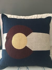 Colorado throw pillow Ashburn, 20147