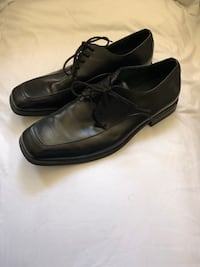Men's Black Dress Shoes Washington, 20001