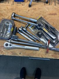 Craftsman, Kobalt, Klien mixed lot