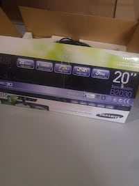 20 inch monitor. Brand new, never used Kitchener, N2N 3P7