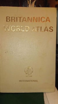 1966 road atlas