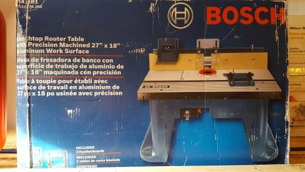 Groovy Bosch Bench Top Router Table Unemploymentrelief Wooden Chair Designs For Living Room Unemploymentrelieforg