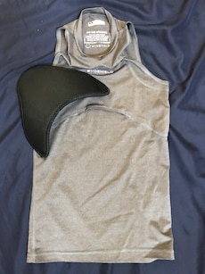 Evoshield pitcher breastplate youth medium