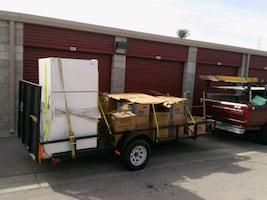 Haulin' Assets* trailer.(FOR HIRE).14x5 flatbed