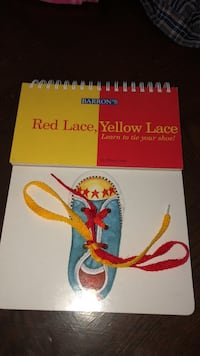 Barron's red lace, yellow lace book Southaven, 38672