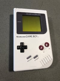 Original Gameboy White Guelph, N1K 0C4