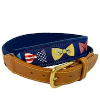 Simply Southern Bow Ties Belt