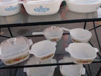 Beautiful Corning Ware $60 for all firm price Birmingham, 35217