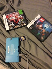 two Nintendo DS game cases St Catharines, L2P 2K1