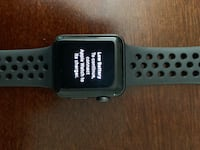 Apple IWatch Series 3 - 38mm Space Gray Whitehouse Station, 08889