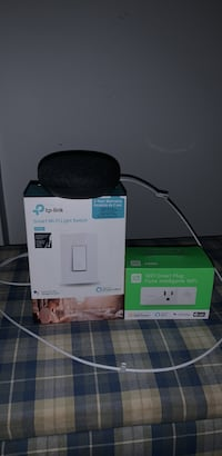 Black and gray google home mini speaker box West Vancouver, V7T