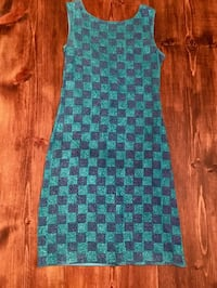 Vintage party New Years wiggle dress xs/s Oklahoma City, 73145