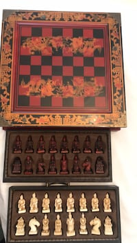 Chessboard in full collection. Brand new Toronto, M8Y 1N7