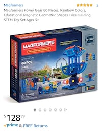 Magformers Power Gear Set Potomac, 20854