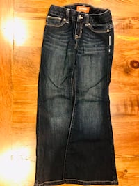 Girls size 6 Old Navy Jeans- Washed and never worn