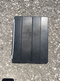 Magnetic Black Leather Smart Cover for iPad 2, 3 or 4 Ottawa