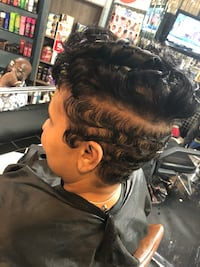 Hair styling Houston